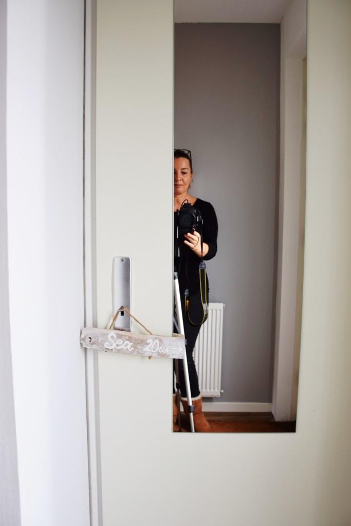 Spiegelselfie Unterfreundenblog Ferienhaus
