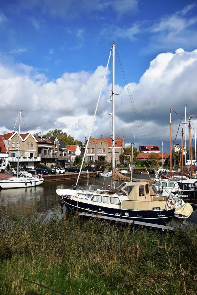 Hafen Holland Ooltgensplaat