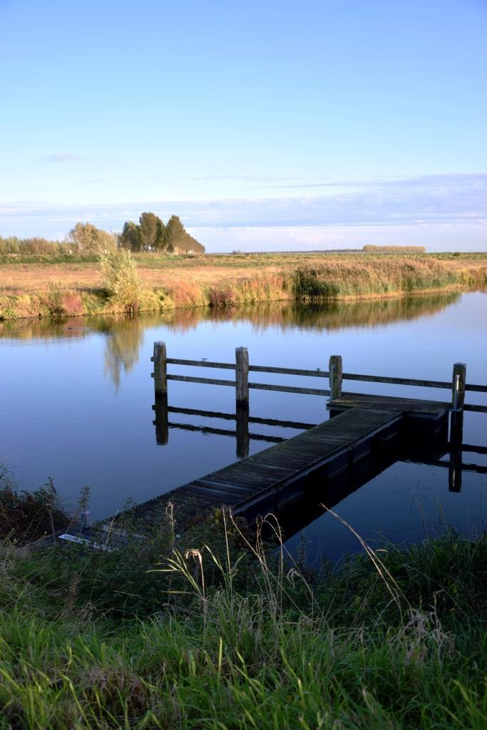Oktober Südholland See