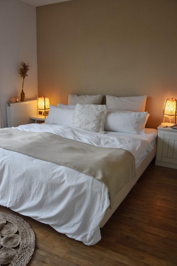 Schlafzimmer Holland Ferienhaus