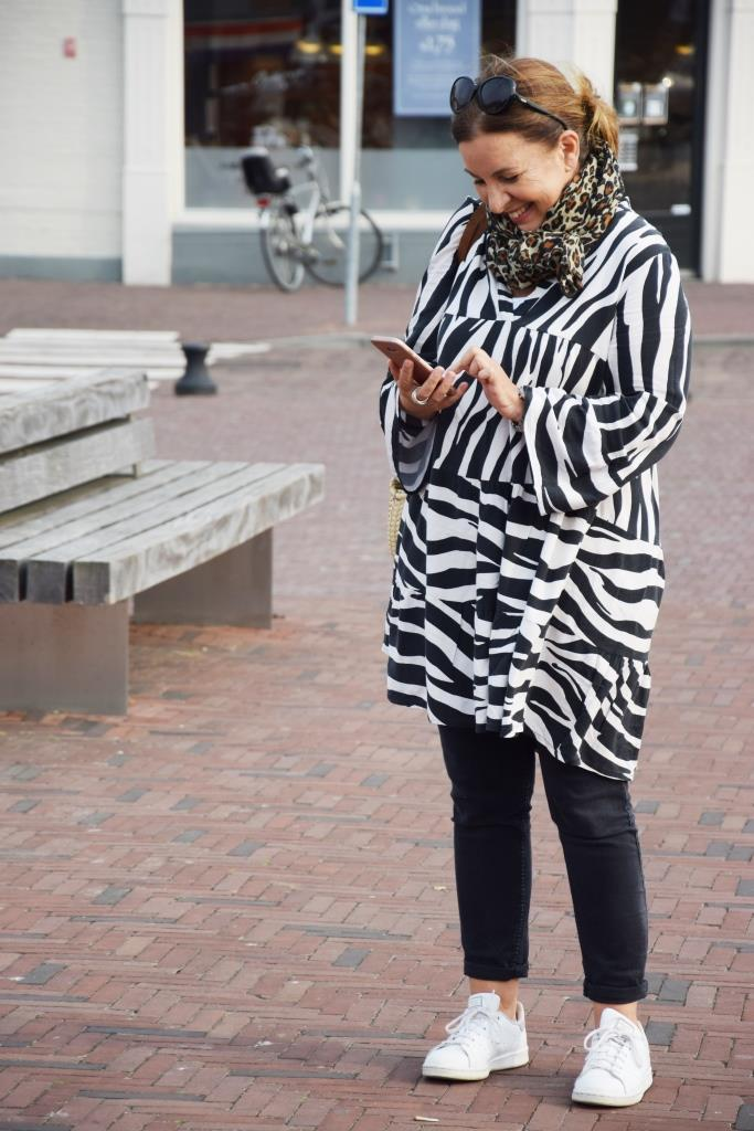 Travelblogger Handy Zeeland