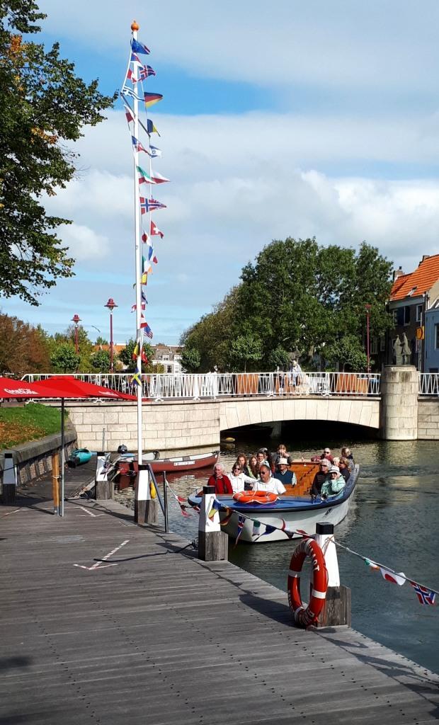 Rondvaart Middelburg Boot