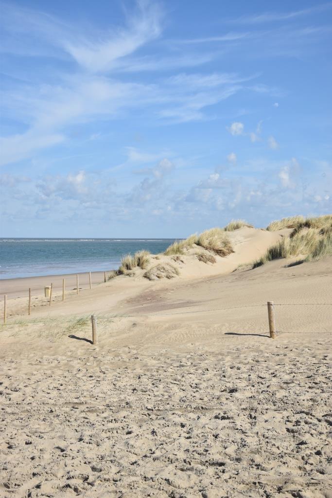 Strand Dünen Zeeland