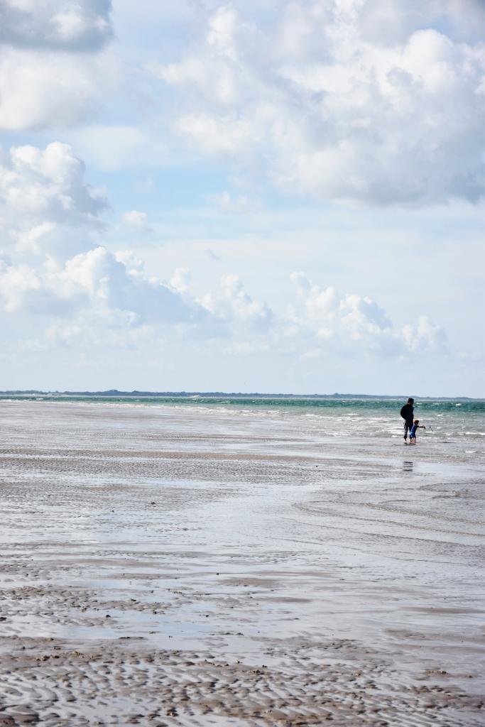Strand Meer Zeeland