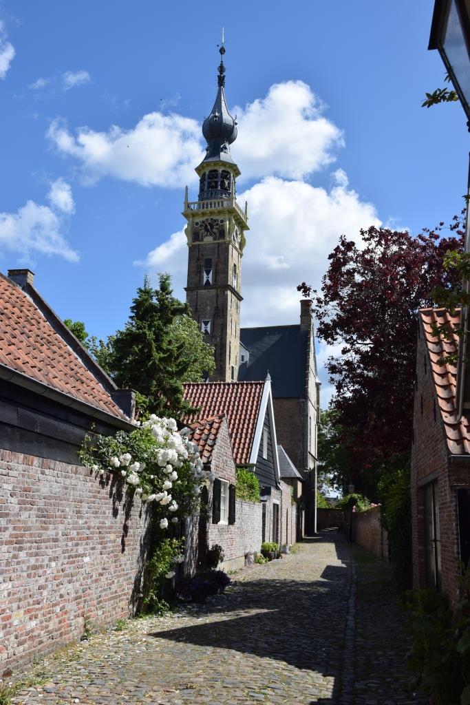 Veere Dorf Zeeland