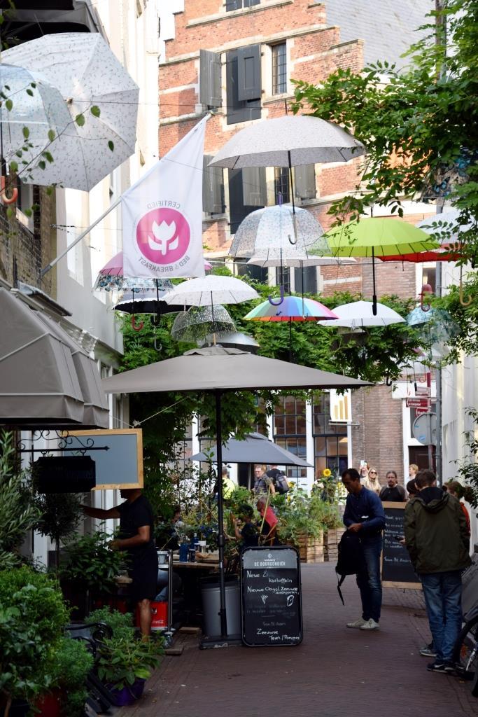 Gasse Schirme Middelburg