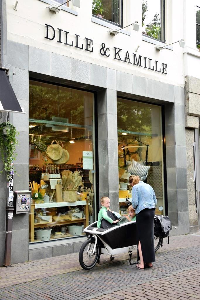 Dille und Kamille Winkel