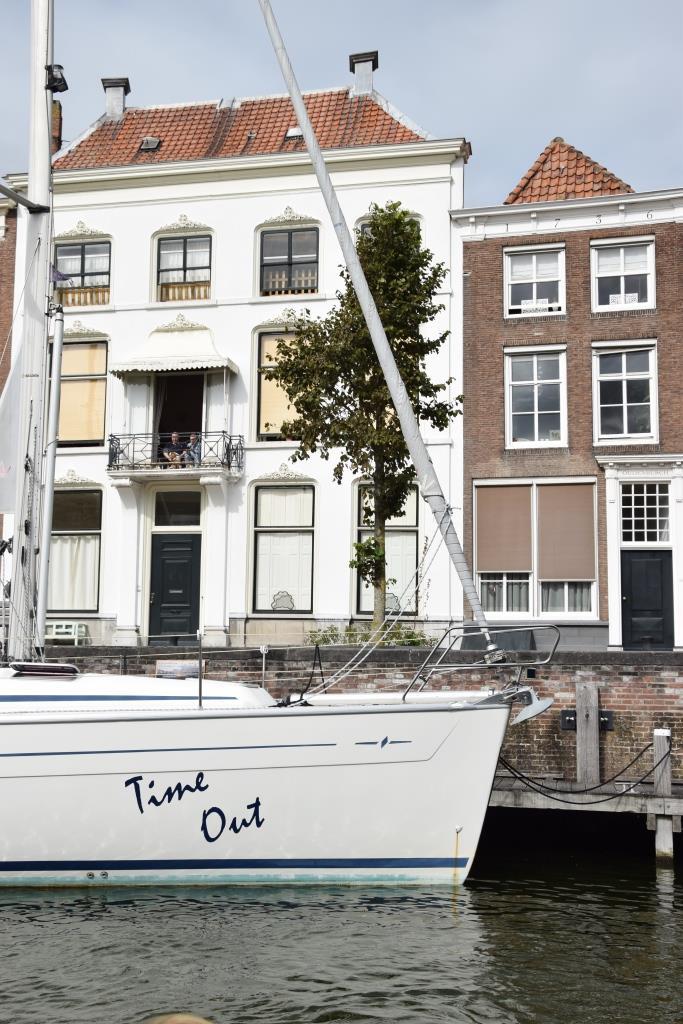 Boot Hafen Middelburg