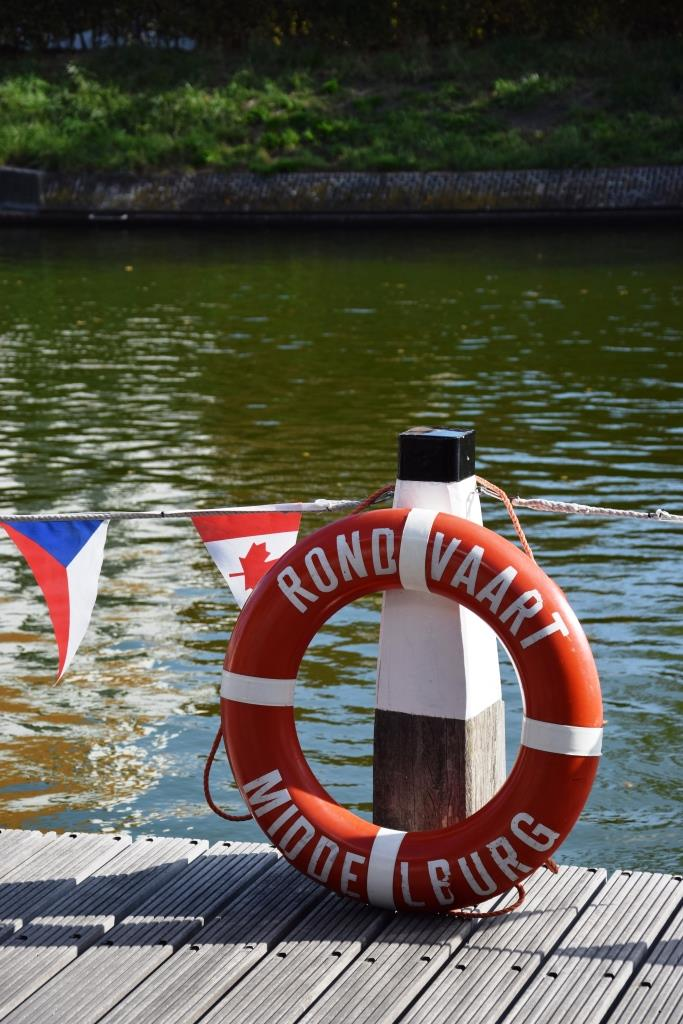 Boot Rundfahrt Middelburg