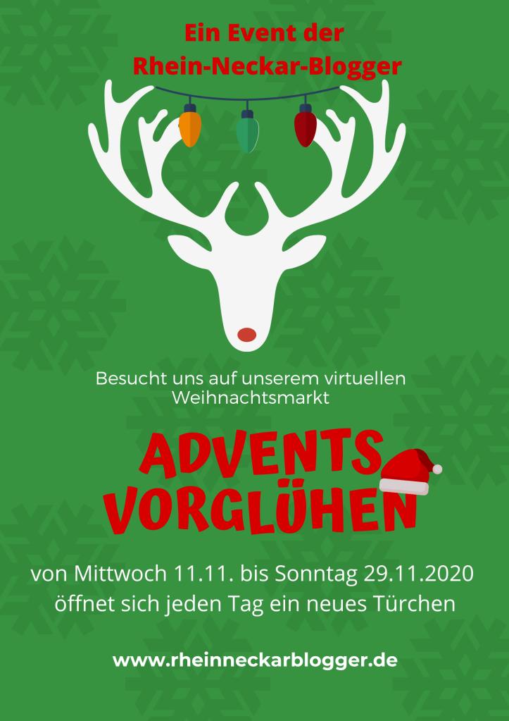 Adventsvorglühen Rhein-Neckar-Blogger Weihnachten