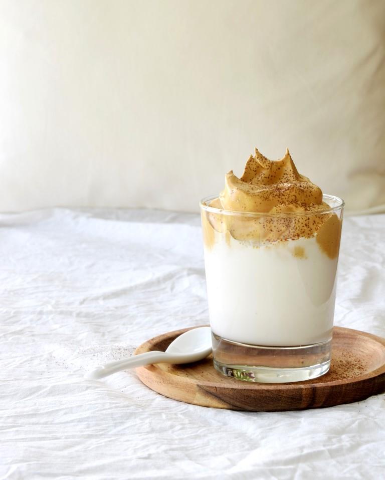 Dalgona Coffee Kaffee