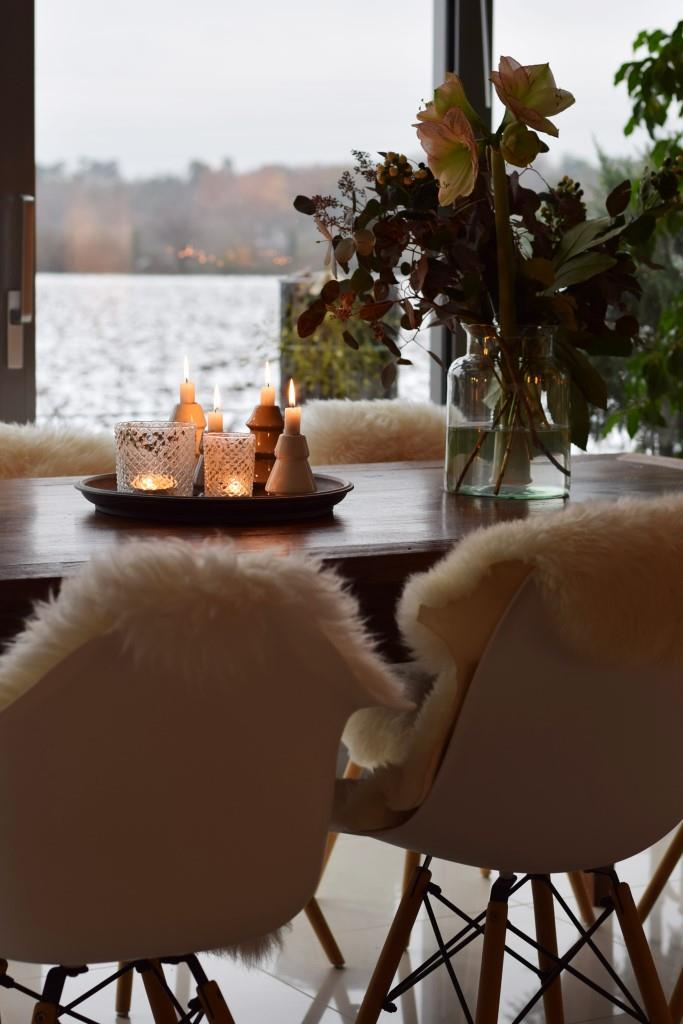 Kerzenlicht, Dezember, Stayhome