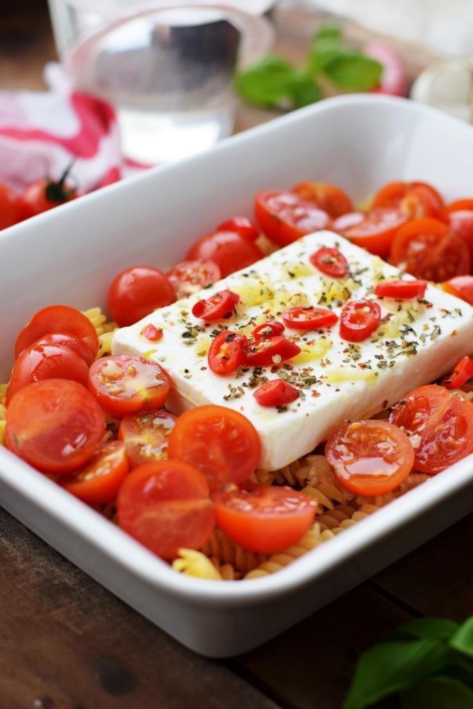 Trendrezept Tomaten Feta