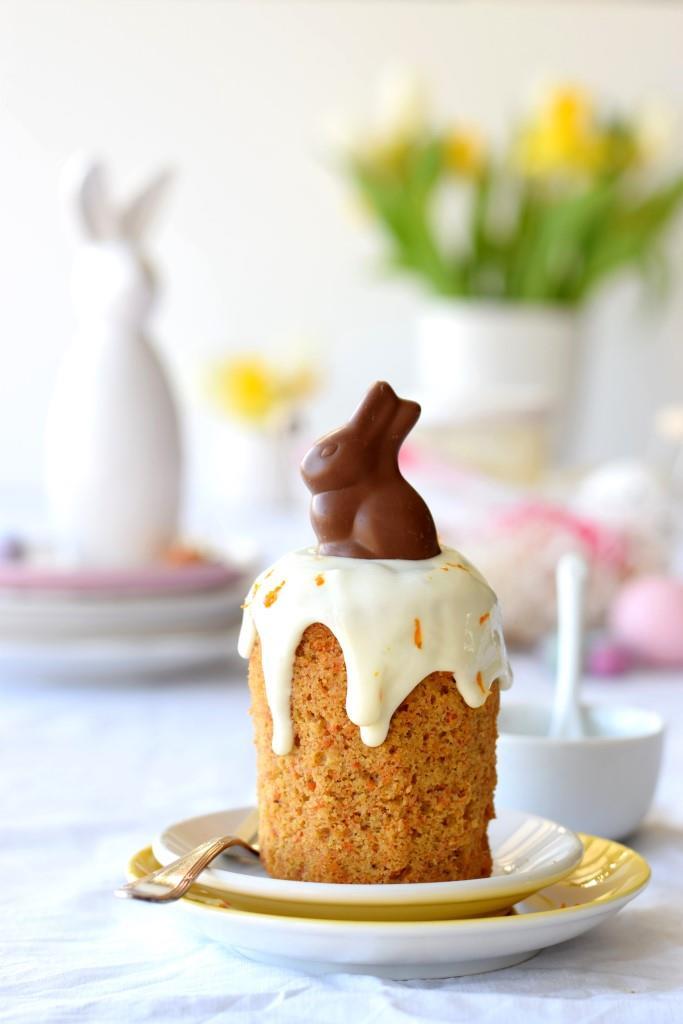 Kuchen Ostern Schokohase