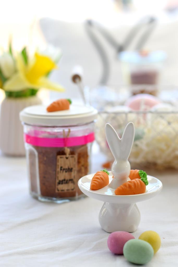 Klassiker an Ostern Karottenkuchen
