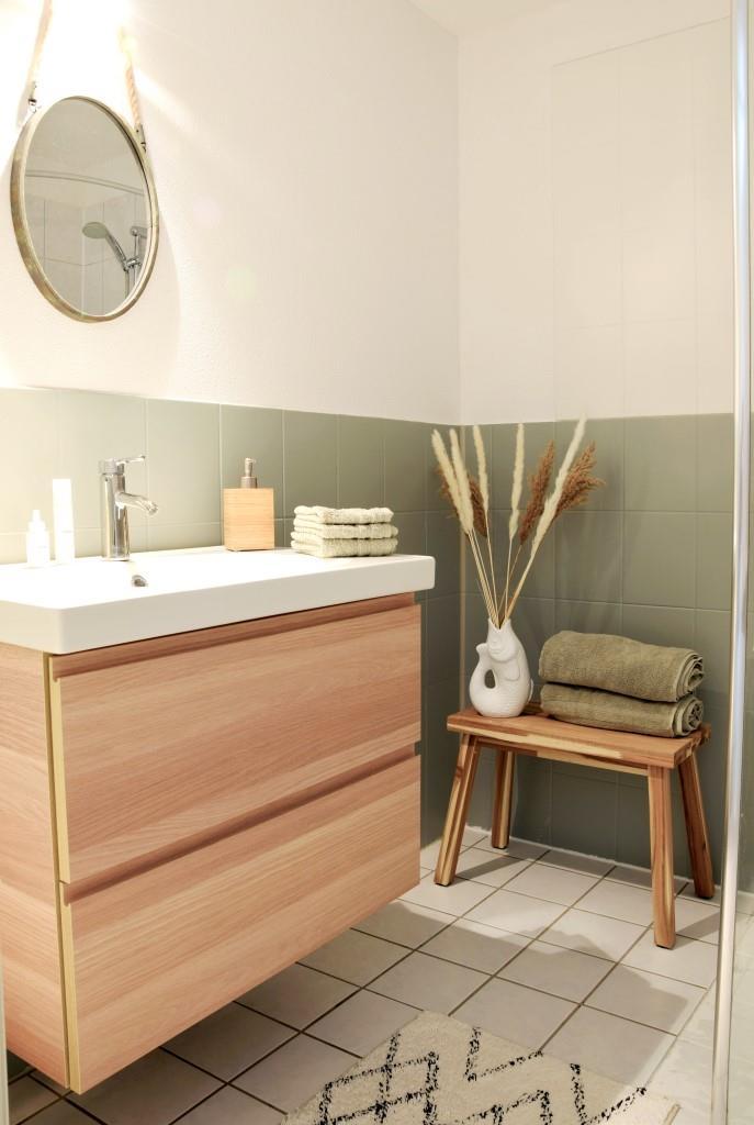 Unser Bad nach der Renovierung - love it!