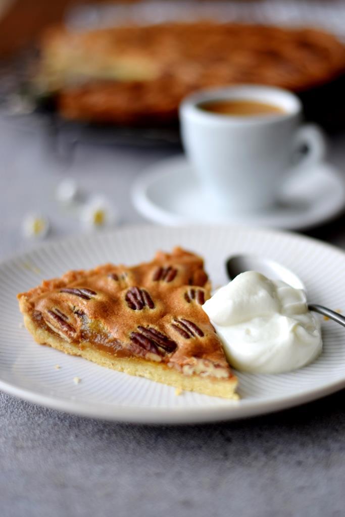 #Kuchenliebe Pecan Pie / Pekannuss Kuchen Tarte