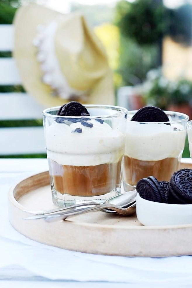 Affogato - der kleine schnelle Eiskaffee