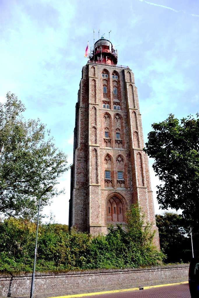 Leuchtturm Westkapelle 't hoge Licht