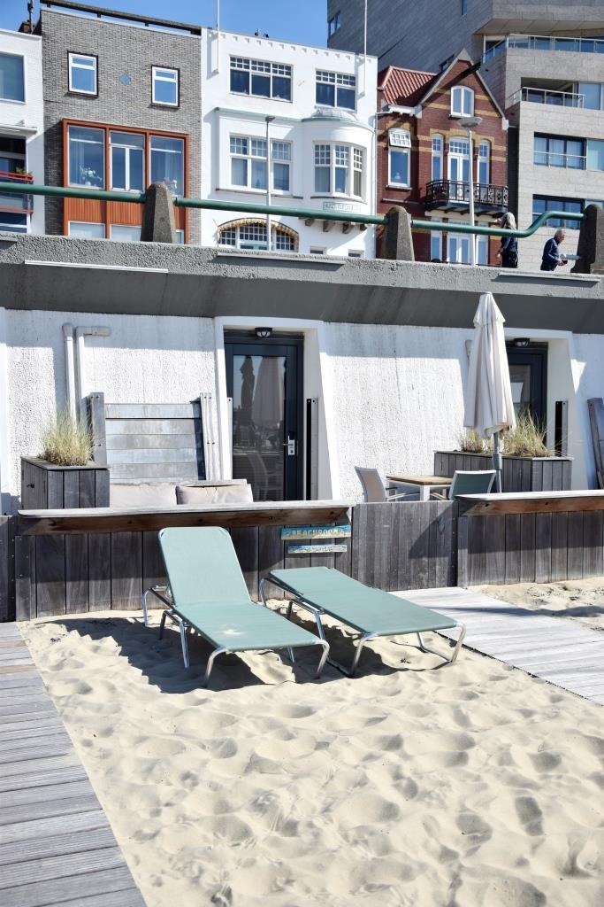 Hotel und Restaurant Pier 7 Beachrooms Strand Vlissingen Zeeland