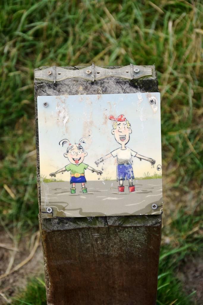 Zeeland mit Kindern - Spaß im Schlamm im Verdronken Land van Saeftinghe