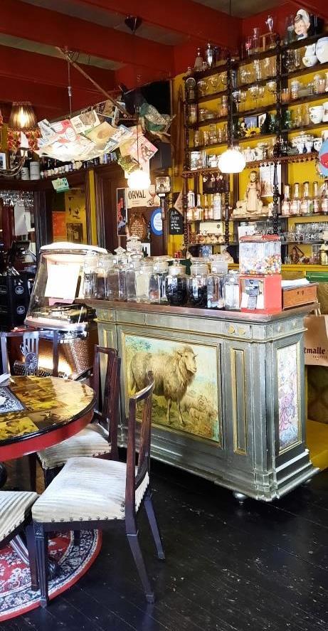 Café Het Verdronken Land Gina & Sofie
